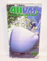 411VM Skateboarding #45 March - April 2001 Skateboard Video Magazine VHS Tape
