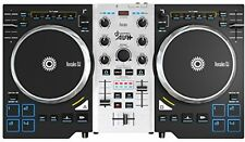New Proffesional Digital DJ Controller 2 Decks Mixing Music Mix Best Xmas Gift