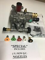 Complete Pump Head with Unloader for many Devilbiss Washer Sprayer SRMW2.3G28