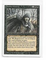Magic the gathering ~ MTG ~ 1x Zombie Master ~ Revised ~ LP