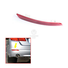 Rear Bumper Left Reflective Strip Marker Lamp For BM F10 5 Series 2010-2013