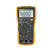FLUKE 117 Digital Multimeter Electrical True RMS Tester with Volt Alert Detector