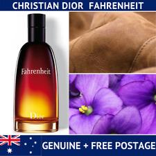 Christian Dior Fahrenheit - 2ml/5ml/10ml Sample Travel Pocket size