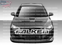 Falken Tire sticker racing JDM Funny drift car truck WRX window decal