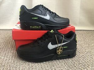 Nike Air Max 90 Junior Trainers Size UK 5.5 EUR 38.5