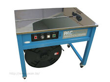 PAC PSM1412-IC3A Semiautomatic Strapper Strapping Machine +1 Roll of Strapping