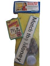 Lakeshore Classroom Supplies Using Money Bulletin Board + Activity Flash Cards