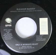 Folk Unplayed 45 Eleanor Mcevoy - Only A Woman'S Heart (Lp Version) / Only A Wom