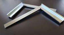 Schlosserwinkel mit Anschlag Anschlagwinkel Stahl verzinkt 250x160 mm