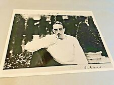 """MARCEL DUCHAMP 1936""  b&w portrait by  Beatrice Wood  8"" x 10""   MARCEL DUCHAMP"