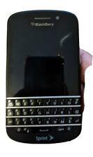 New listing BlackBerry Q10 - 16Gb - Black (Sprint) Smartphone