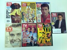 TV Guide Lot (7) Issues-1959, 1991, 1992, 1993, 1994x2, 2005