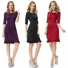 Ladies Short Casual Party Cocktail Dress Club Dress Cheap 03900 Ever Pretty