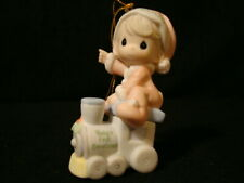 Precious Moments Ornaments-Baby's 1'st Christmas-2006LE-WITH BOX