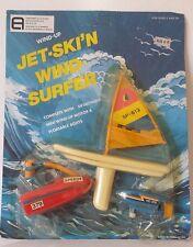 JET SKY'N WIND SURFER OLD TOY VINTAGE