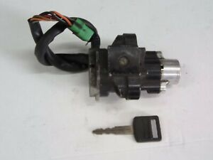 Suzuki ignition switch and key GZ125 Bandit SV650 SV400 TU250 TL1000 and more