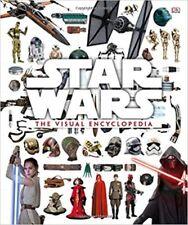 Star Wars:The Visual Encyclopedia (1st Edit, 1st Print)...New Hardcover