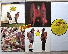EL-MALO – The Worst Universal Jet Set  LP  99 Records – 9018
