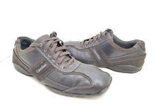 Calvin Klein Men'S Size 9M Gray Leather Shoes