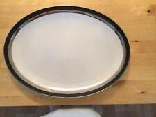 Tradition Gemini Fine China Oval Serving Platter 14.25 X 10 5/8 Japan