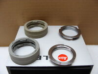 Leitz Wetzlar 14097 - Set 2x Leica M-M39 Adapterringe + 2x Kupplung M - RAR!