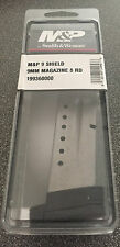 NEW Smith and Wesson S&W M&P 9 mm SHIELD mag magazine 19936 FACTORY 8 rd S W
