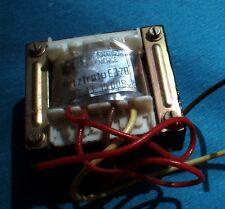 Netz-Transformator EJ-78 in OVP Prim.: 220V 50Hz Sek.: 12V