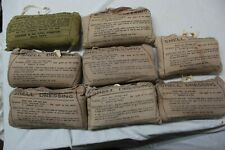 Military Issue WW2 First Aid Field Dressing First Aid Medic Shell Bandage 1 One