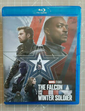 The Falcon and the Winter Soldier Blu-ray English Francais Marvel MCU