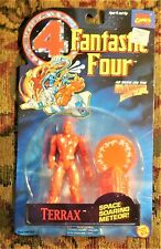 1994 ERROR Fantastic Four 4 Human Torch in  TERRAX package