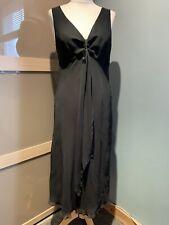 Per Una Black Dress Size 14L