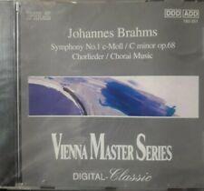 Johannes Brahms - Symphony No.1 C minor op.68 & Choral Music By Johannes Brah.