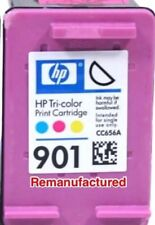 1 x REM HP901 Colour ink cartridge for HP officejet 4500, 4580