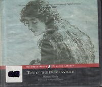 Thomas Hardy Tess Of The D'Urbervilles 15CD Audio Book Unabridged FASTPOST