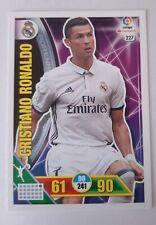 Card Adrenalyn XL Temporada 2017-2018 Cristiano Ronaldo. Real Madrid C.F. Nueva