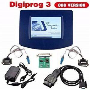Digiprog III V4.94 Digiprog 3 With OBD2 ST01 ST04 Cable Odometer Correction Tool