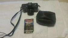 Time Magazine 35mm toy camera with case