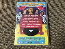 DVD 22T LES PLUS BEAUX CONCERTS 60-70-80 (NINO FERRER/JULIE PIETRI/STONE CHARDEN