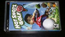 Hot Shots Golf: Open Tee (Sony PSP, 2005) Complete, Tested and Working