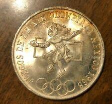 Silver - World Coin - 1968 Mexico 25 Pesos - World Silver Coin