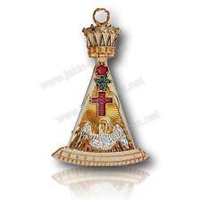 Bijou du 4em Ordre Grand Chapitre Français Rose Croix