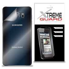 Genuine XtremeGuard BACK ONLY Screen Protector Cover For Samsung Galaxy Note 5