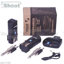 Monolight/Speedlight Wireless/Radio Flash Trigger PT-04 for Canon Nikon Olympus