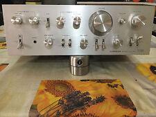 Amplificatore d'epoca Pioneer SA-8500II 60watt vintage