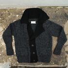 NEW Maison Martin Margiela Grey & Black Cardigan GENUINE RRP: £560 BNWT