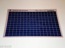 Microfiche Catalogo Ricambi Suzuki Sv 650 Stand 01/2004