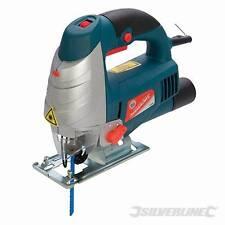 Laser Jigsaw 80mm 710W Soft-grip handle, aluminum gearbox housing
