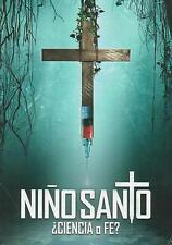 Nino Santo Ciencia O Fe DVD NEW 2 Disc BOX SET Jose Maria De Tavira SEALED