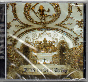 Exalted - We Are The Grim Throng CD