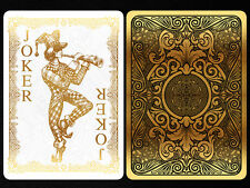 Bicycle Gold Playing Cards from Elite Playing Cards